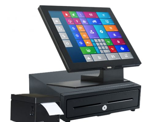 Aures Yuno Package with Printer and Cash Drawer