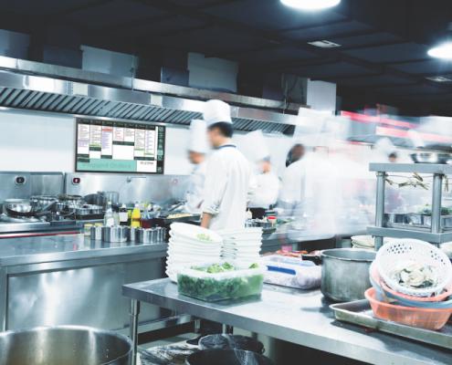 ICR Touch Kitchen