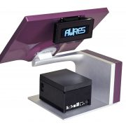 Aures Sango Purple with Black Odp Receipt Printer