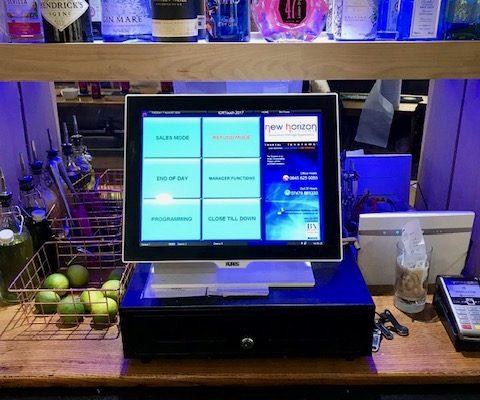 Epos system for Bar