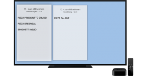 ipad pos software screen